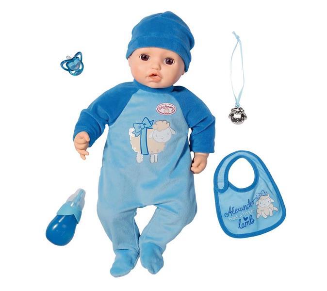 Baby Annabell Alexander 43 cm | günstig kaufen im Lothring ...
