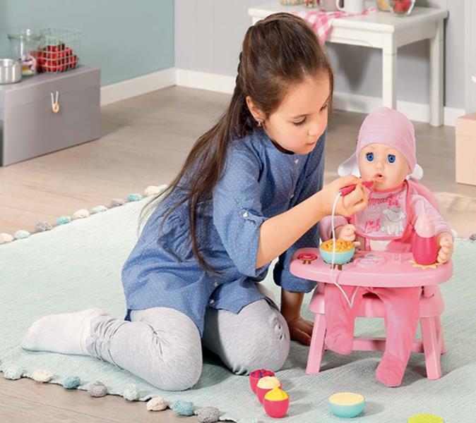 Baby Annabell Lunch Time Tisch | günstig kaufen im ...