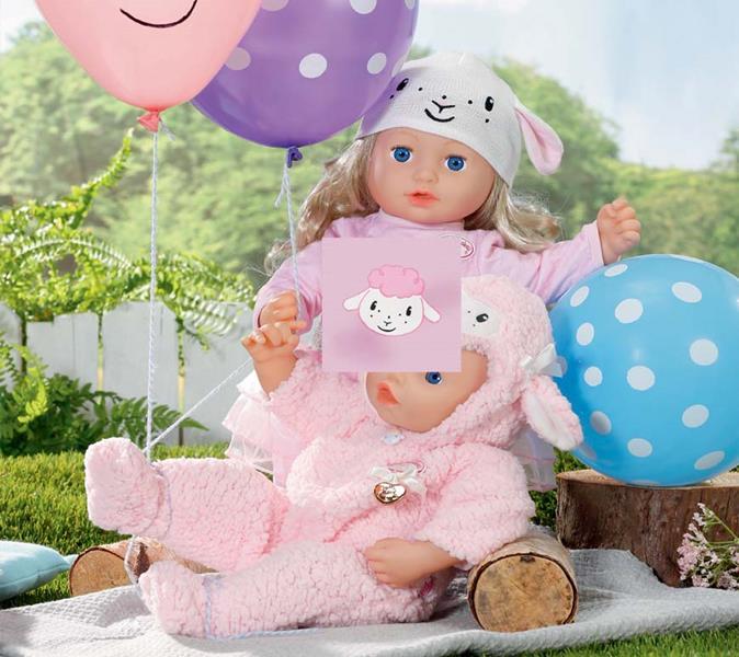 Baby Annabell Deluxe Schaf Overall 43 cm | günstig kaufen ...